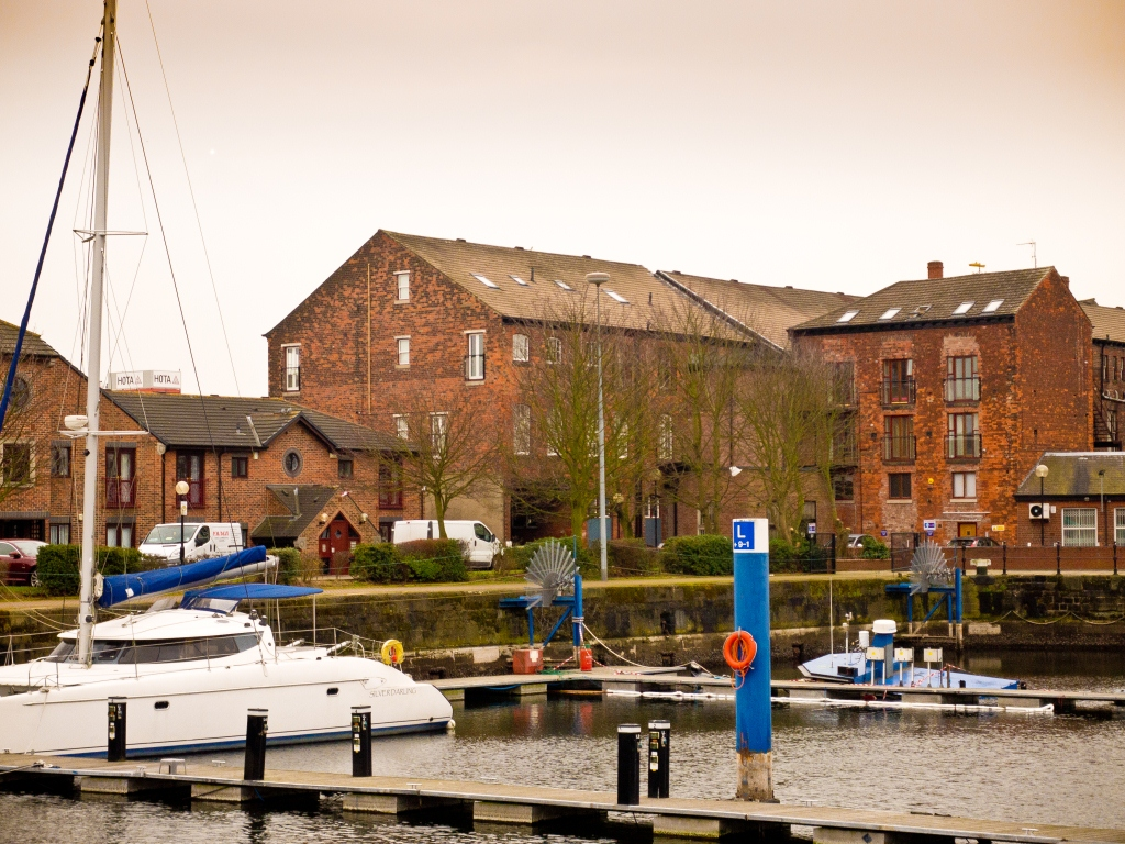 Ellerman Warehouse Apartments, The Marina, Hull