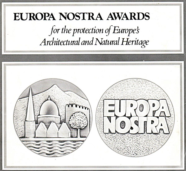 Europa-Nostra-Award